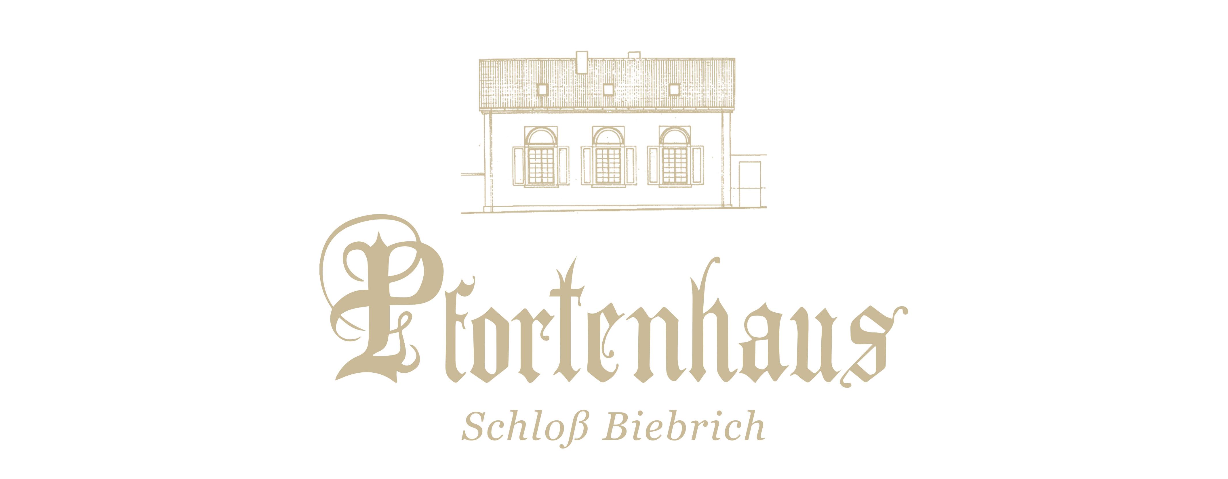 Das Pfortenhaus am Biebricher Schloßpark